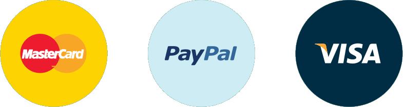 Aksepterte betalingsløsninger