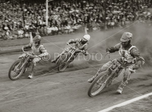 New Cross West Ham Speedway, 1947