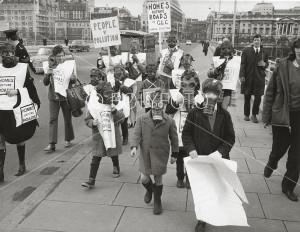 Demonstrasjon mot forurensning, 1970