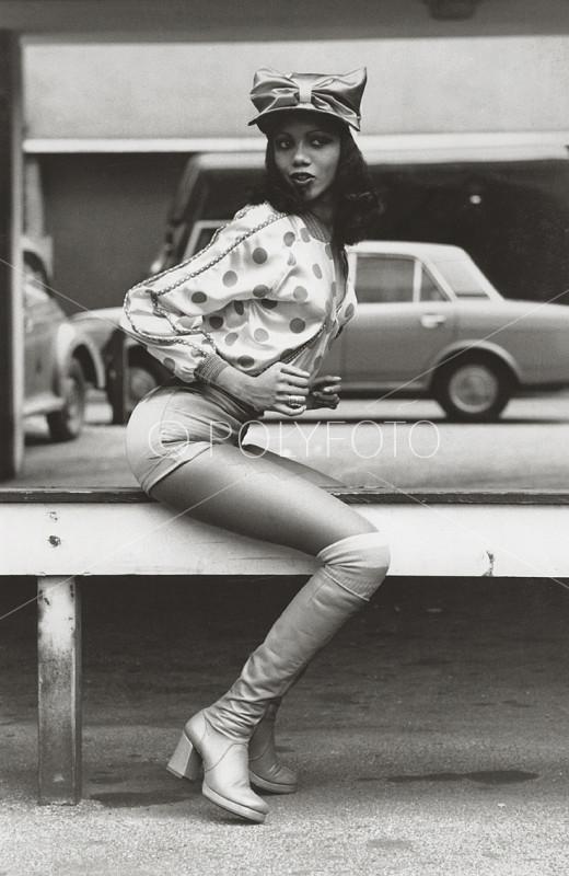 Hotpants, London, 1971