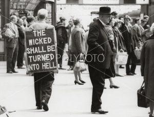 Kirkens mann, 1968