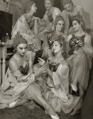 Turnadot, Royal Opera, 1951