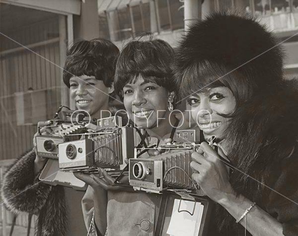 The Supremes i London, 1965