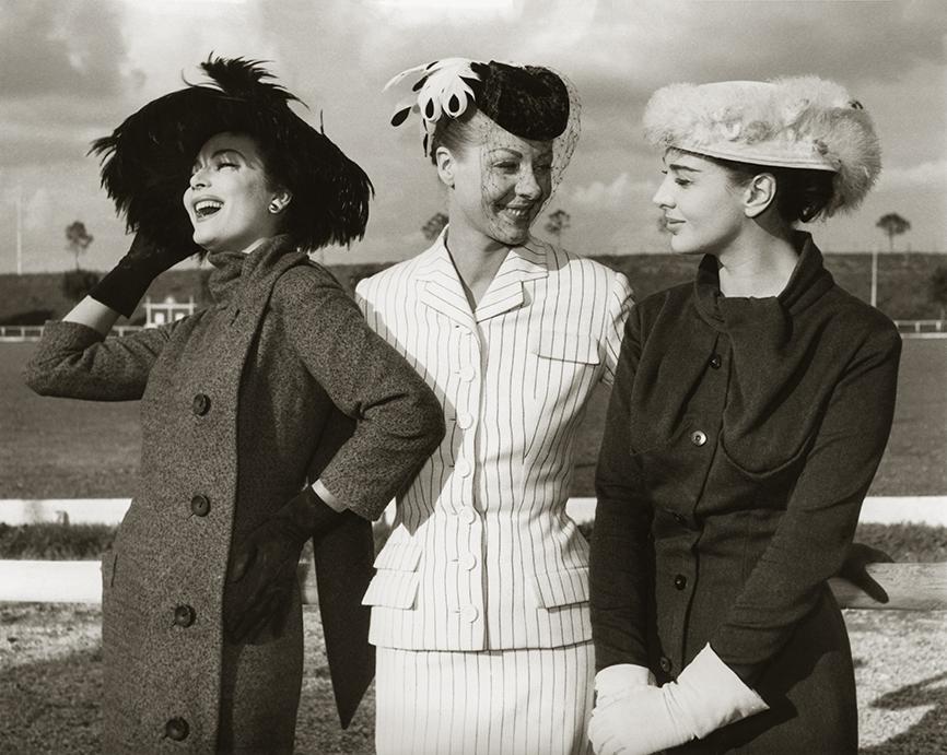 Tre skuespillere, Roma 1951