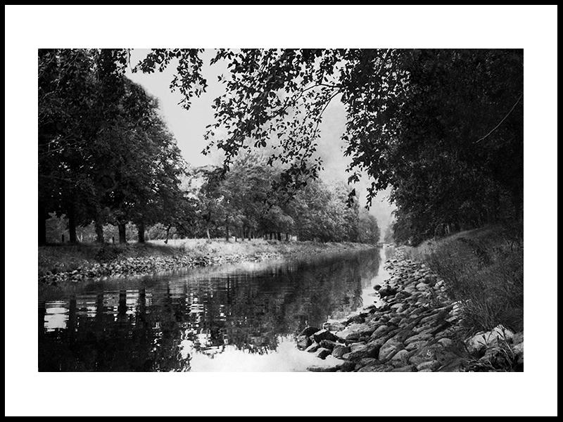 Kanalen, Horten, 1940s