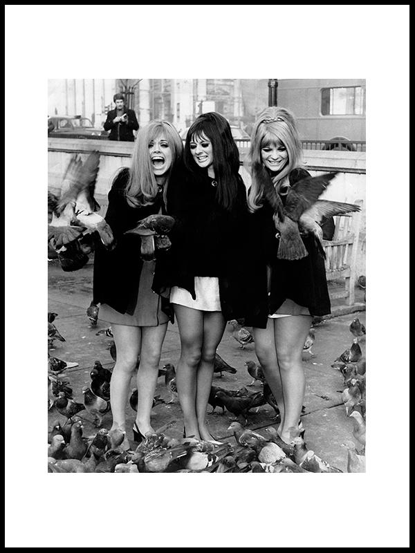 The Feminine Touch, London, 1968
