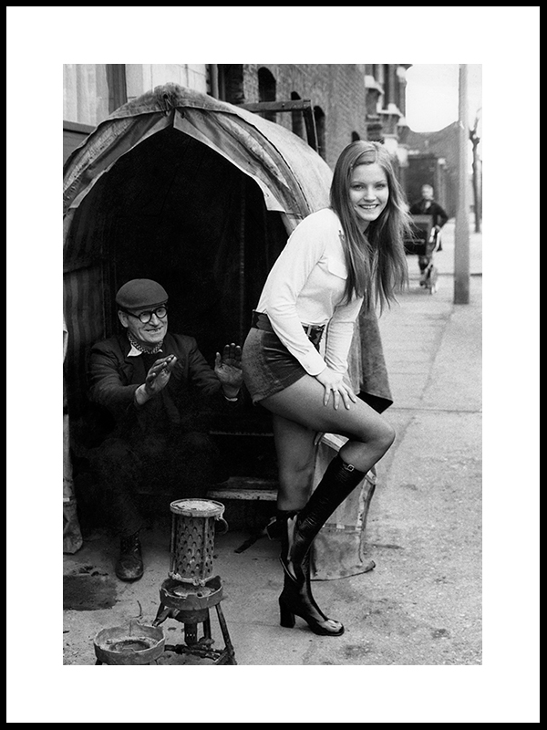 The Hottest Miss Hotpants, 1971