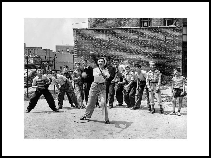 Doretta, New York, 1947