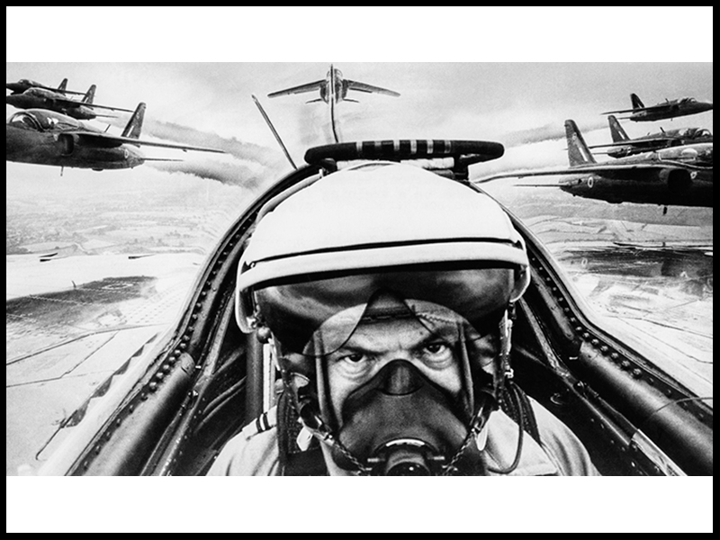 Flying With The Red Arrows, 1971