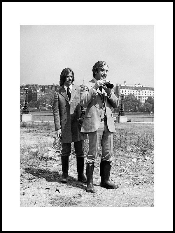 Ringo Starr & Peter Sellers, part II
