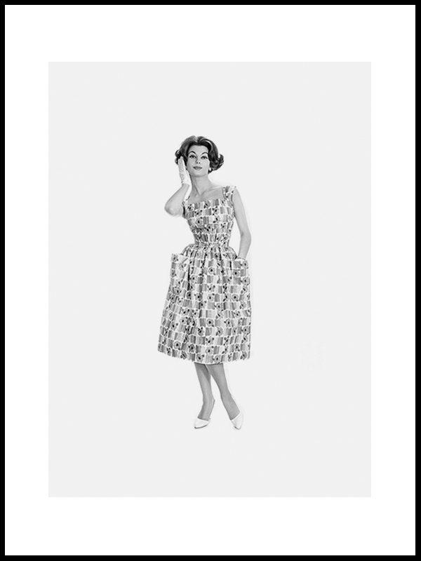 Mote Paris 6, 1950