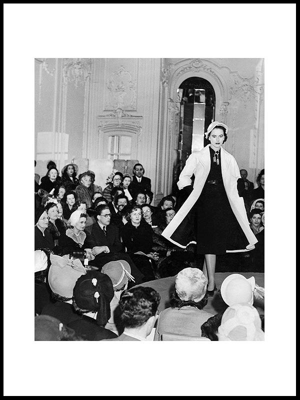 Christian Diors Kolleksjon (I), 1950