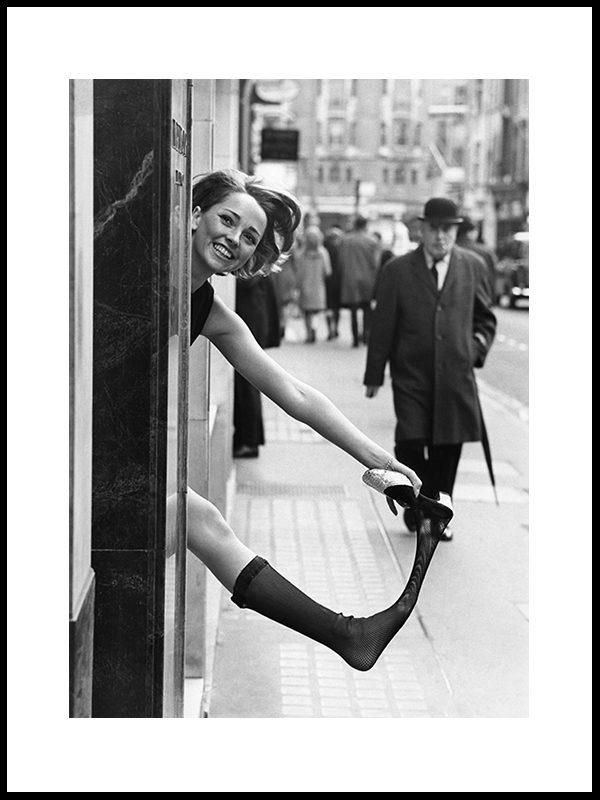 Modell Vivienne Cornwall, 1968