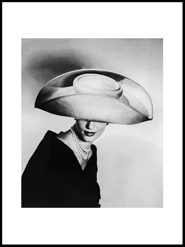 Hats Fashion, 1956