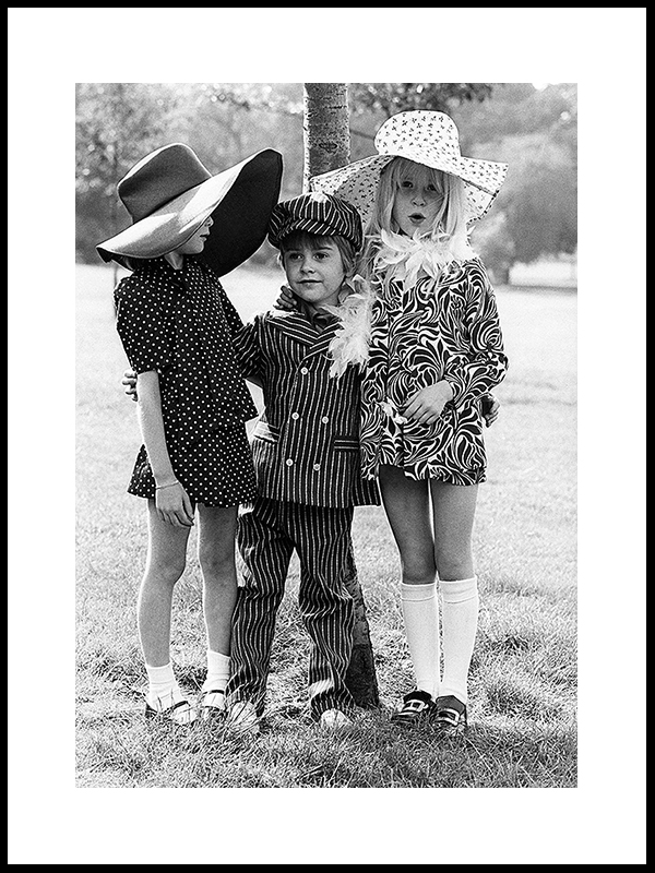 Debby, Nicky Og Gaby – Fashion From London 1968