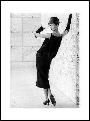 Italian fashion, 1956