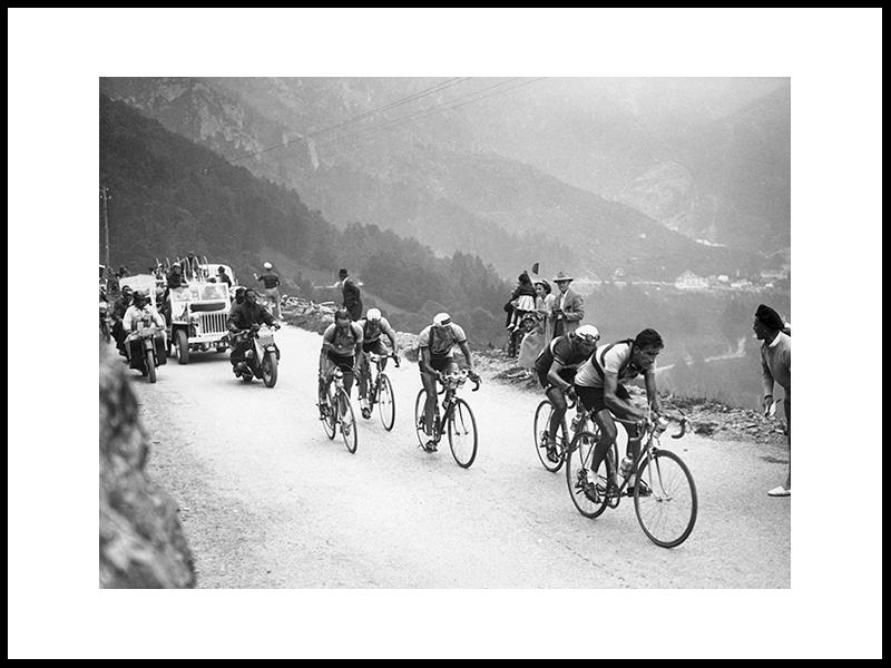 Tour De France, 17. Juli 1951.