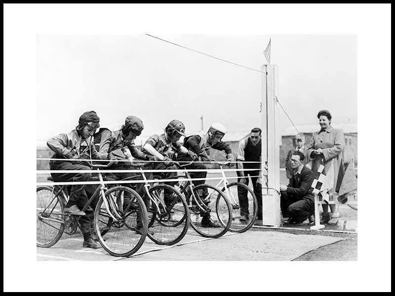 Huyton Livers Cycle Speedway Club, 1950