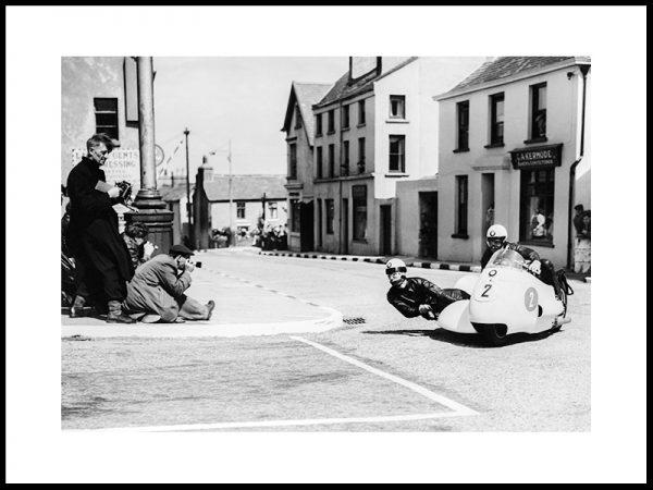 Isle of Man T.T. Races, 1956