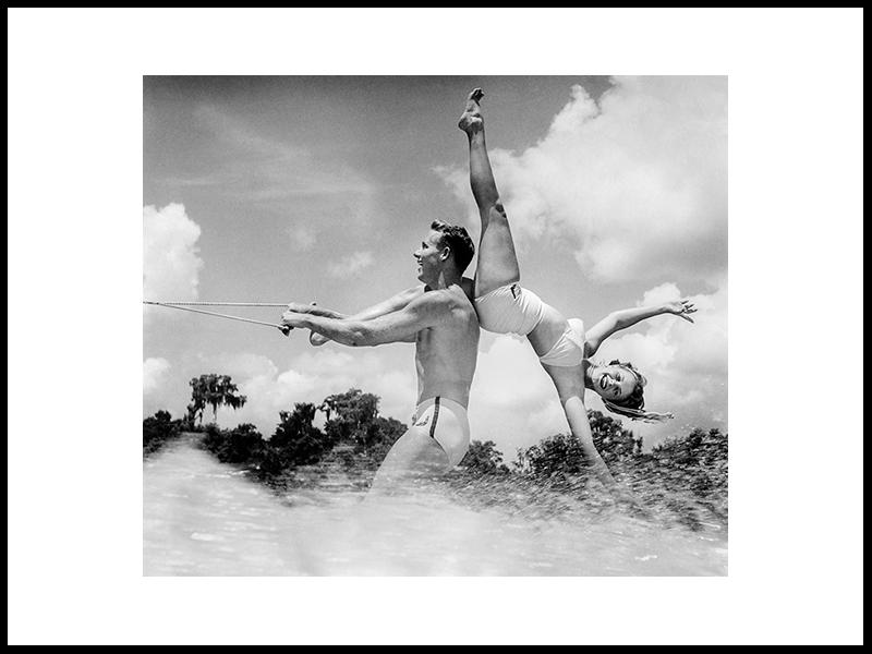 Cypress Gardens, Florida 1951