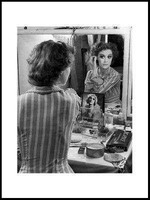Før forestilling, 1940-tallet