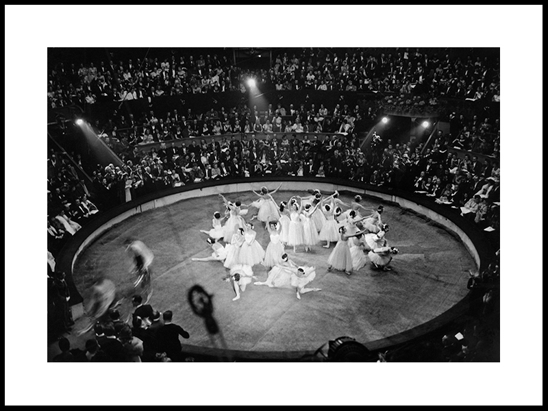 Gala Performance, Paris, 1948