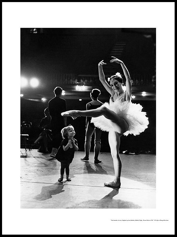 Englands Prima Ballerina, 1964