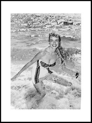 Solskinn og glamour på Miami Beach, Barbara McKenna, 1957