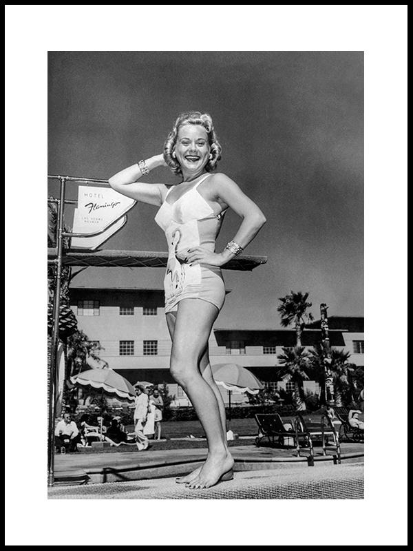 Sonja Henie, Las Vegas 1948