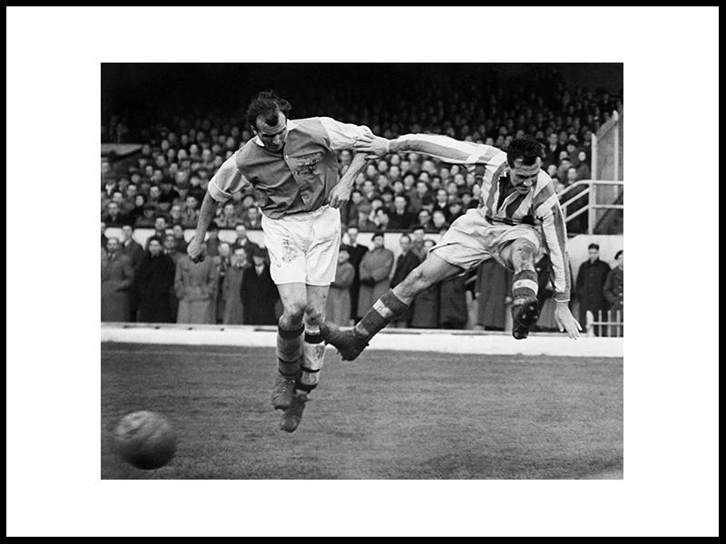 Arsenal – Stoke City At Highbury