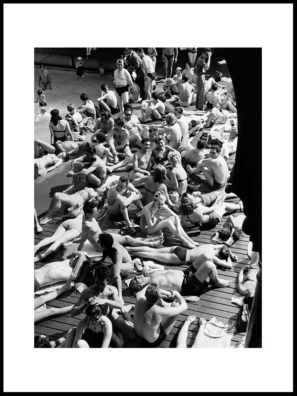 Seinen I Sommerheten, Paris, 1952