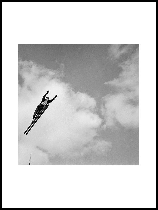 Ski Jumping, Holmenkollen, 1960, I