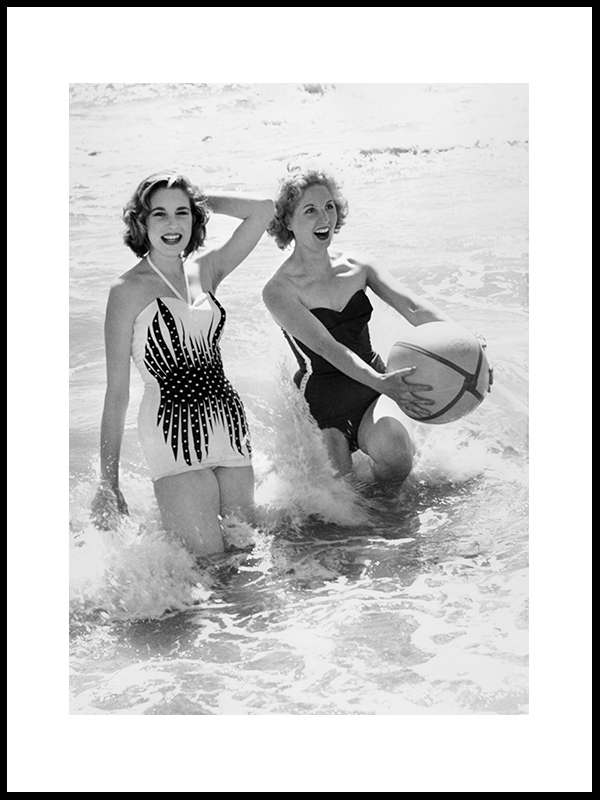 Fun In The Sun, 1957