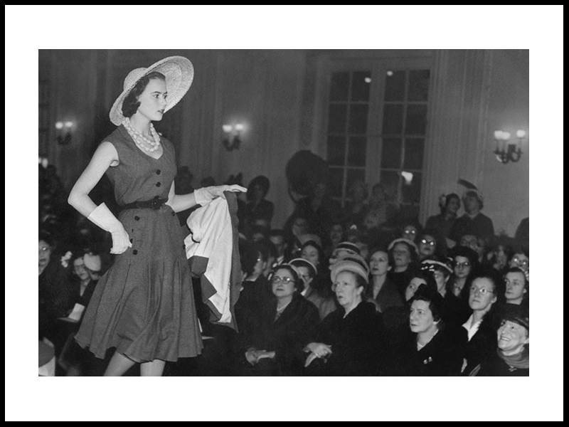 Christian Diors Kolleksjon (II), 1950