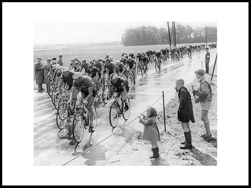 World Championship In Bicycle, Copenhagen 1956
