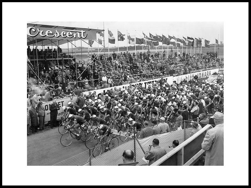 Første Verdensmesterskap, 1956