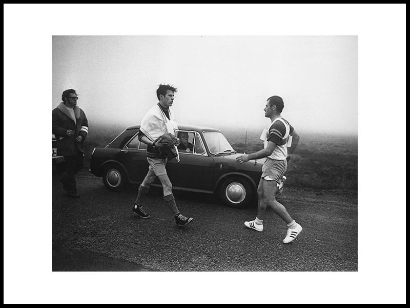 2 Mils Gå-baklengs Ritt, 1969
