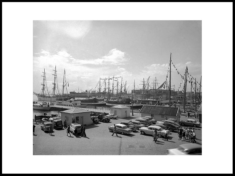 Pipervika, Oslo 1959